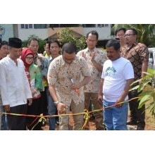 Launching Urban Farming bersama Marunda Hijau